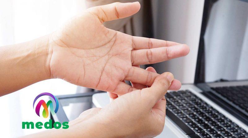 Изтръпване на пръстите на ръцете - Medos.bg